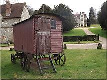 SU7037 : Shepherd's Wagon, Chawton by Colin Smith