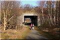 NT3271 : A1 Underpass near Queen Margaret University by Jim Barton