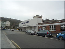 TR3141 : Dover Priory railway station by Stacey Harris