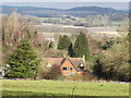 SU7135 : Upper Farringdon, Meon Valley by Colin Smith
