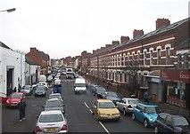 J3472 : Agincourt Avenue, Belfast by Eric Jones