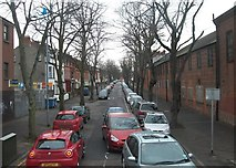 J3472 : The eastern end of Rugby Avenue by Eric Jones