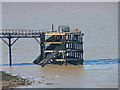 ST3062 : Weston-Super-Mare - Birnbeck Pier by Chris Talbot