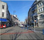 SS6593 : Castle Street, Swansea by Jaggery