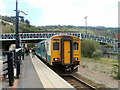 SO2100 : Llanhilleth railway station by Jaggery