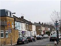 TQ2282 : Waldo Road, off Scrubs Lane by Christine Johnstone