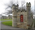 NZ8810 : Sneaton Castle and St Hilda's Priory (4) by Mike Kirby