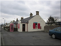 NS2107 : Maidens Post Office by Billy McCrorie