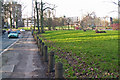 SP0584 : Edgbaston Park Road at The Vale by Phil Champion