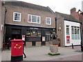 SO9670 : Bromsgrove High Street The Post Office by Roy Hughes