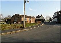 SP4476 : Church Lawford-School Street by Ian Rob