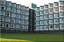 SP0584 : Mason Hall of Residence, University of Birmingham by Phil Champion