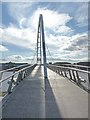 NZ4519 : Infinity  Bridge by Oliver Dixon