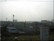 TQ2182 : Industrial areas around Willesden Junction by Christopher Hilton