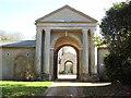 TG2234 : Former stables, Gunton Hall by Paul Shreeve