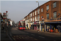 TQ2284 : High Road, Willesden by Martin Addison
