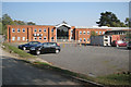SP1465 : Henley-in-Arden Centre and Car park 4 by Robin Stott