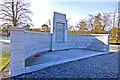 NO6995 : Gordon Highlanders War Memorial, Banchory by Alan Findlay