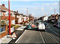SJ8998 : Manchester Road by Gerald England