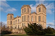 SK4663 : Hardwick Hall by Ian Capper