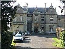 ST5038 : Abbey House Retreat, Chilkwell Street, Glastonbury by Humphrey Bolton