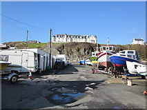 NW9954 : Harbour Area by Billy McCrorie