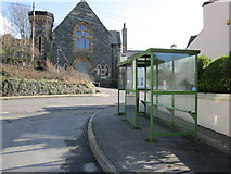NX0054 : Bus Shelter by Billy McCrorie