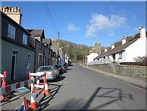 NX0054 : Portpatrick Main Street by Billy McCrorie