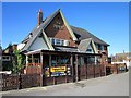 SJ4267 : The Piper, Hoole, Chester by Jeff Buck