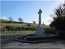 NX0054 : Portpatrick War Memorial by Billy McCrorie