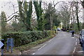 SJ8581 : Wilmslow Park Road South by Peter Turner