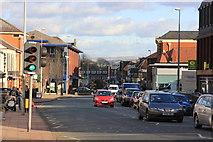 SJ8481 : A538 Water Lane, Wilmslow by Peter Turner
