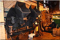 SD9311 : Ellenroad Mill Engine - Lancashire Boilers by Ashley Dace