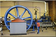 SD9311 : Ellenroad Mill Engine - Barker's Tannery Engine by Ashley Dace