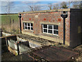 SP9113 : A Small Pumping Station at Tringford Reservoir by Chris Reynolds