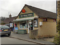 ST7495 : Village Shop and Post Office, North Nibley by David Dixon