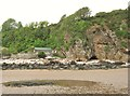 NX8854 : A holiday chalet in Portling Bay by Ann Cook