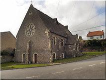 ST7593 : Rowland Hill Memorial Sunday School by David Dixon