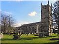 ST7693 : The Parish Church of St Mary the Virgin, Wotton Under Edge by David Dixon