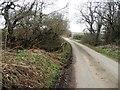 SE7665 : Low Lane's bridge over Howl Beck by Christine Johnstone