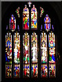 ST6143 : Window, The Church of Sts Peter and Paul by Maigheach-gheal