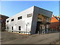 ST7598 : Dursley Library, May Street by David Dixon