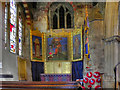 ST6899 : War Memorial Chapel, St Mary's Church by David Dixon