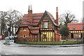 SK9668 : Bracebridge Lodge by Richard Croft
