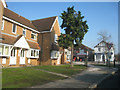 TQ0074 : New builds - Windsor Road by Given Up
