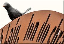 "J3472 : The ""Blackbird of Belfast Lough"" (2) by Albert Bridge"