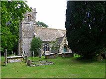 ST5308 : St Mary's Church, Halstock by Maigheach-gheal