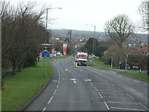 TQ5802 : Eastbourne Road, Willingdon by JThomas