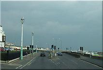 TQ3303 : Marine Drive (A259) by JThomas