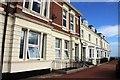 NZ4249 : Houses on North Terrace by Steve Daniels